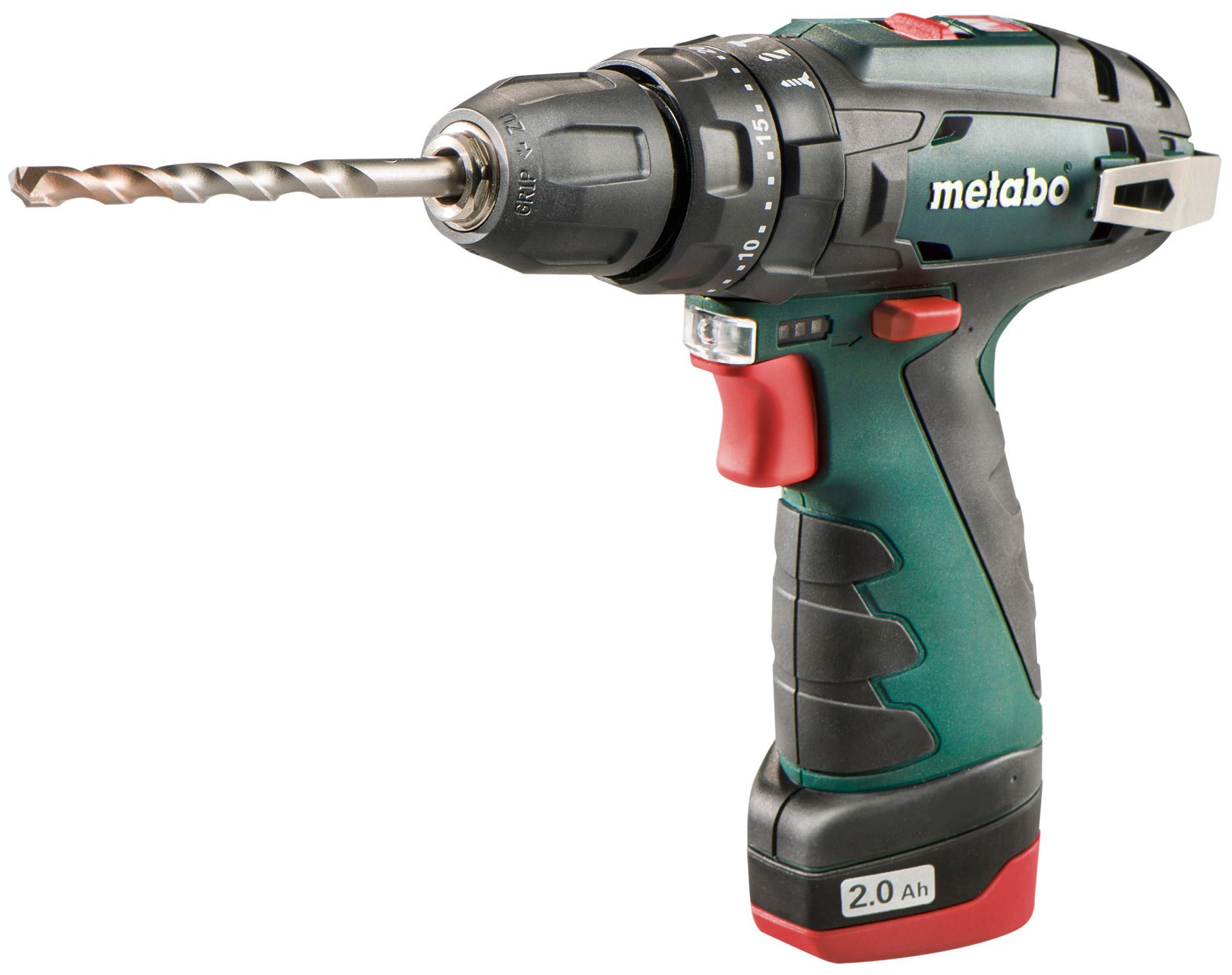 Metabo PowerMaxx SB ütvefúró-csavarbehajtó