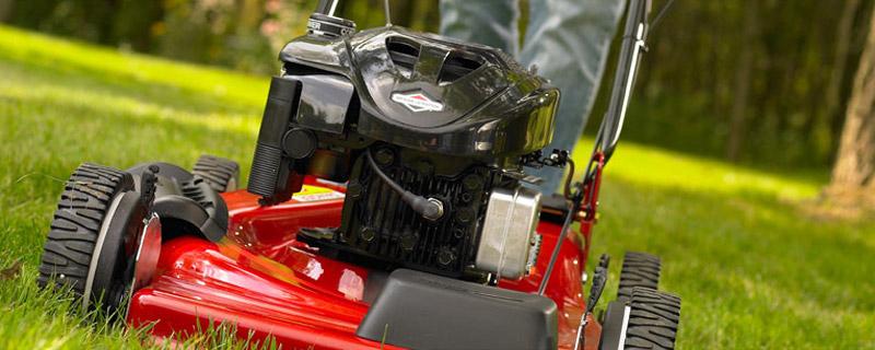 Benzinmotoros fűnyírók hihetetlen teljesítménnyel!