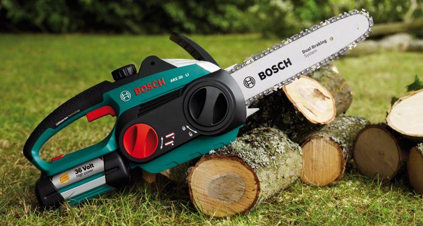 Bosch AKE 30 Li Akkus láncfűrész