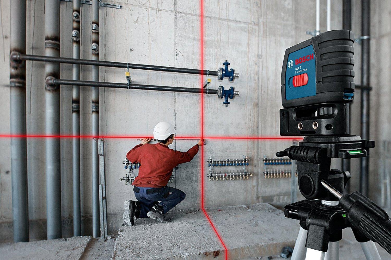 Bosch GLL 2 Vonallézer