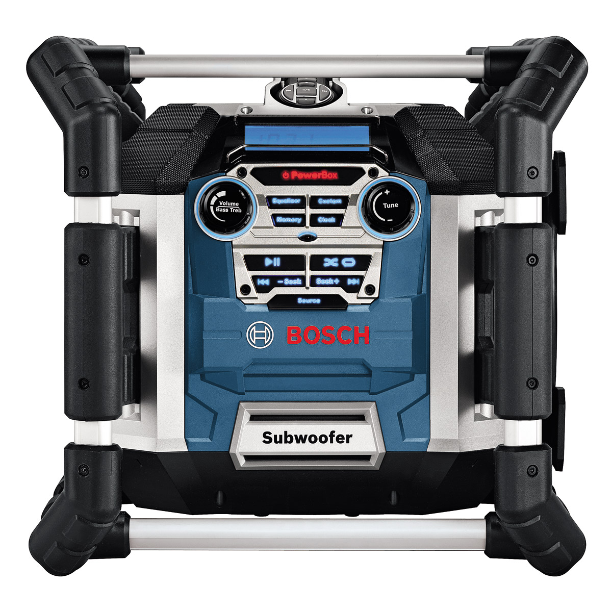 Bosch GML 50 Rádió