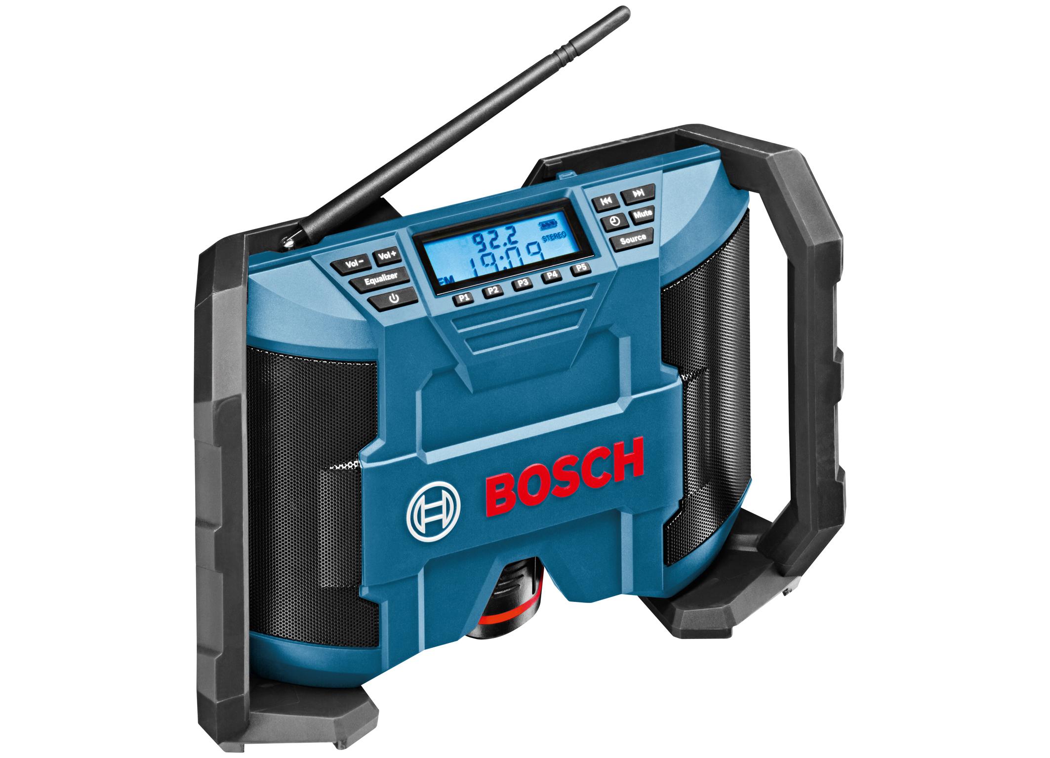 Bosch GML 10,8 Rádió