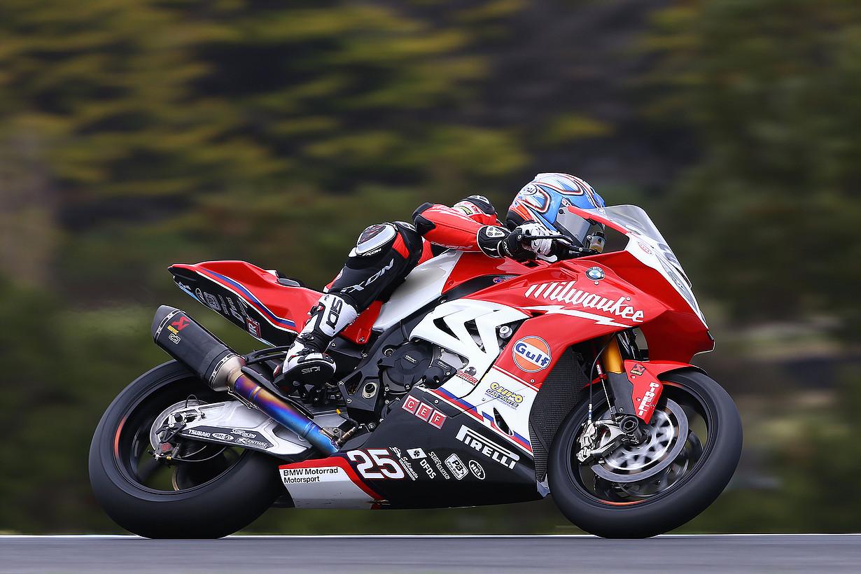 Joshua Brookes - Milwaukee BMW Motorrad