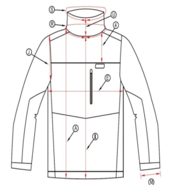 Kabát ábra