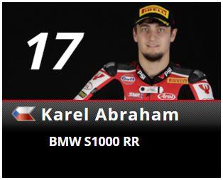 Karel Abraham - Milwaukee BMW Motorrad