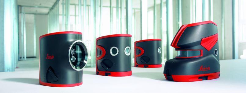 Leica LINO műszerek