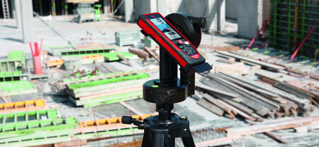 Leica DISTO S910: a távolságmérés csúcsa!