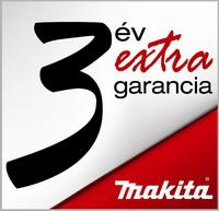 Makita 3 év garancia