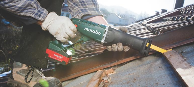 Metabo ASE 18 LTX Akkus szablyafűrész