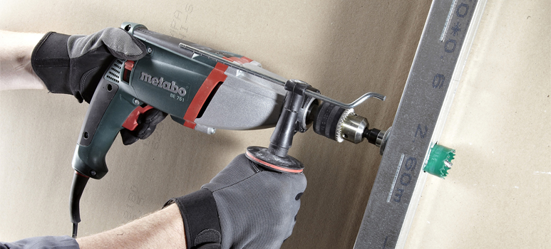 Metabo BE 751 Fúrógép