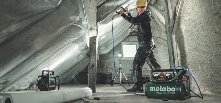 Metabo levegős gépek
