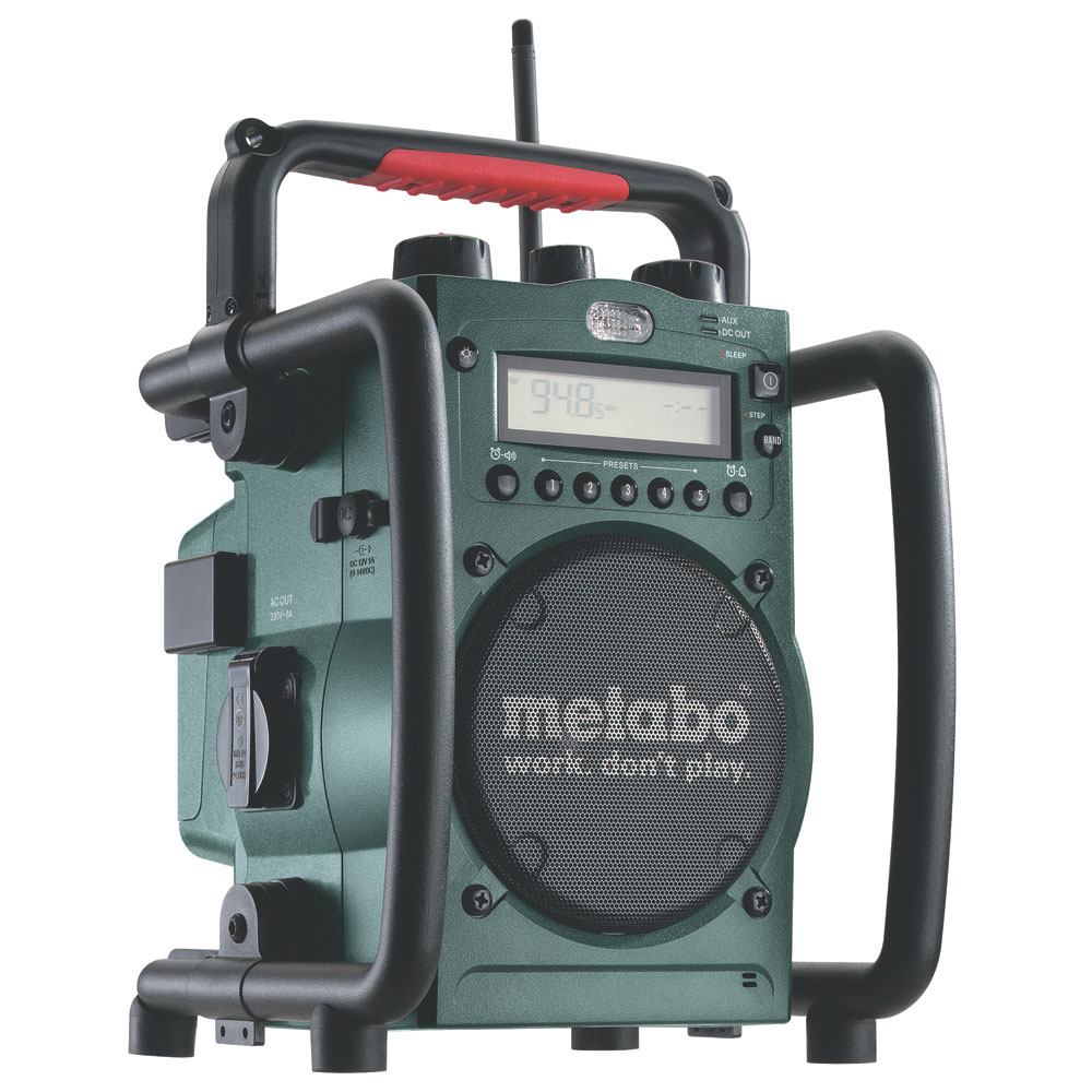 Metabo RC 14,4-18 Rádió