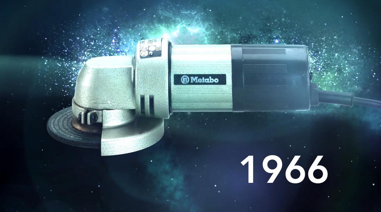 Metabo Új sarokcsiszolók 1966