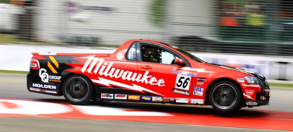 Milwaukee Racing - Vauxhall