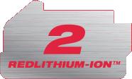 Milwaukee Redlithium akku
