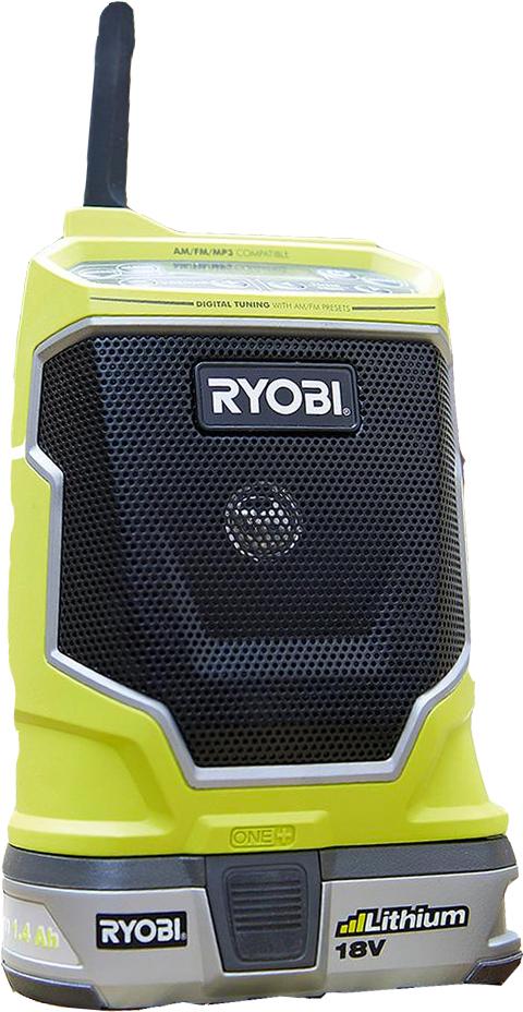 Ryobi Rádió CDR180M