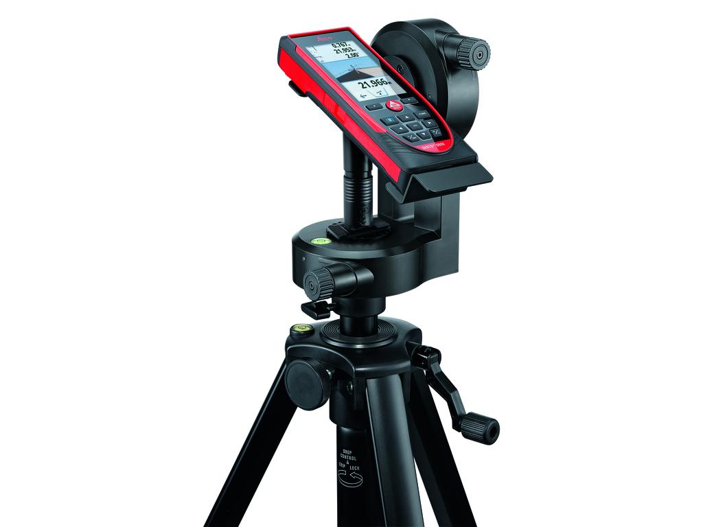 Leica DISTO S910 FTA360 adapterrel és TRI100 állvánnyal!