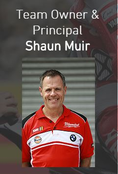 Shaun Muir - Tulajdonos