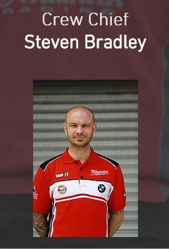 Steven Bradley - Csapatfőnök