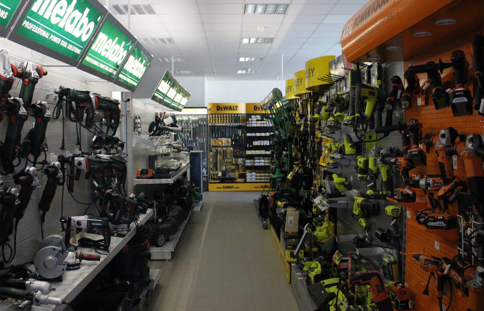 Szerszámgépek óriási választéka - Szerszámdoboz Áruház