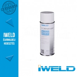 IWELD ZINKREPAIR LIGHT Fényesen világos cink spray