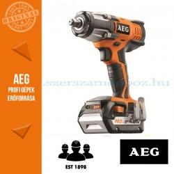 AEG BSS 18C12ZLI-422 Akkus ütvecsavarbehajtó