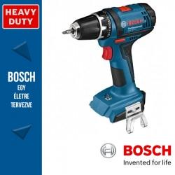 Bosch GSR 18-2-LI Professional Akkus fúró-csavarbehajtó Alapgép