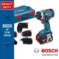 Bosch GSR 18 V-EC FC2 Professional Akkus fúró-csavarozó