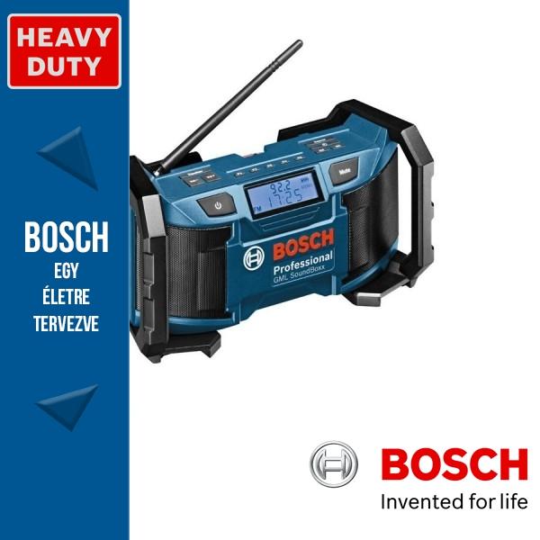 Bosch Rádiók