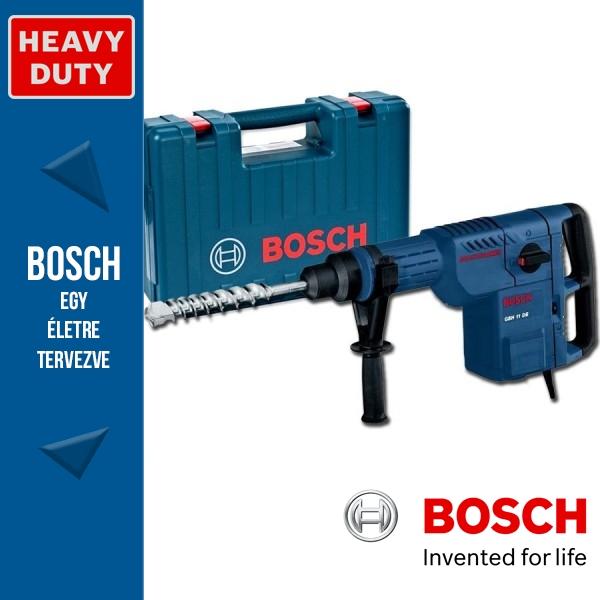 fe6782cfb437 Bosch GBH 11 DE Professional SDS-Max kombikalapács