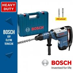 Bosch GBH 8-45 D Professional SDS-Max kombikalapács + vésőszárak