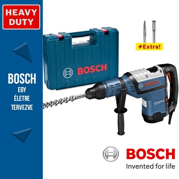 Bosch SDS-Max kombikalapácsok