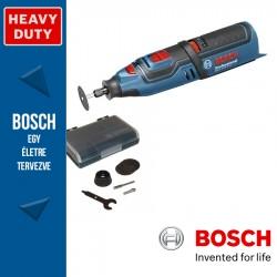Bosch GRO 10,8 V-LI Professional Akkus forgószerszám