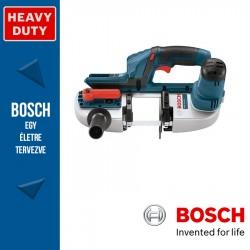 Bosch GCB 18 V-LI Professional Akkus Szalagfűrész Alapgép