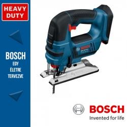 Bosch GST 18 V-LI Professional Akkus Szúrófűrész Alapgép