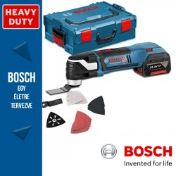 Bosch GOP 14,4 V-EC Professional Akkus Multifunkciósgép