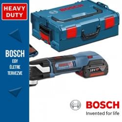 Bosch GOP 18 V-EC Professional Akkus Multifunkciósgép