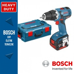 Bosch GSR 14,4 V-EC Professional Akkus fúró-csavarbehajtó