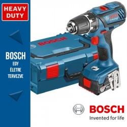 Bosch GSR 14,4-2-LI Plus Professional Akkus fúró-csavarbehajtó 3 akkuval