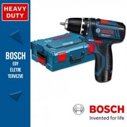 Bosch GSR 10,8-2-LI Professional fúró-csavarbehajtó