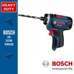 Bosch GSR 10,8-LI Professional fúró-csavarbehajtó Alapgép