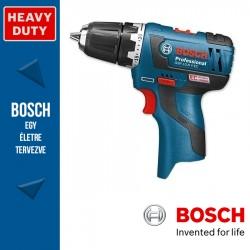 Bosch GSR 10,8 V-EC Professional Akkus fúró-csavarbehajtó