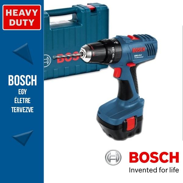 Bosch GSB 12-2 Professional Akkus ütvefúró-csavarbehajtó