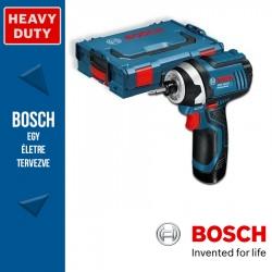 Bosch GDR 10,8-LI Professional Akkus ütve-csavarbehajtó