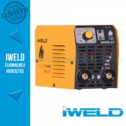 IWELD GORILLA POCKET POWER 130 IGBT Hegesztő inverter