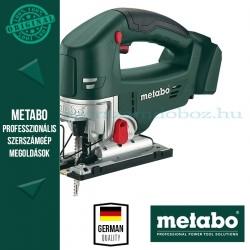 Metabo STA 18 LTX Akkus szúrófűrész (alapgép)