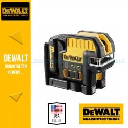 DeWalt DCE0822D1R-QW Pont és vonallézer