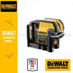 DeWalt DCE0825D1R-QW Pont és vonallézer