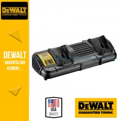 DeWalt DCB132-QW XR és FLEXVOLT 18/54V kétportos töltő