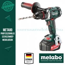 Metabo BS 18 LTX Impuls fúró-csavarbehajtó + AJÁNDÉK